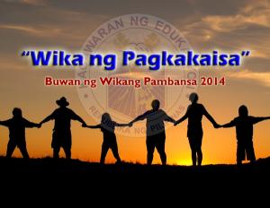 buwan ng wika 2014